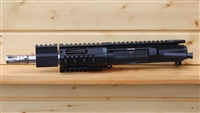 "LEFT HAND 7.5"" RXA .300 BLACKOUT SHORT RAIL UPPER; SS 1:7 HBAR"
