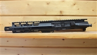 "LEFT HAND 7.5"" RXA .300 BLACKOUT SLIM M-LOK UPPER; 4150 CMV 1:8 HBAR"