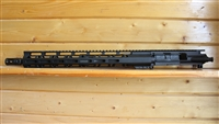 "LEFT HAND 16"" RXA .300 BLACKOUT SLIM M-LOK UPPER; 4150 CMV 1:7 HBAR"