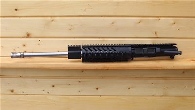 "LEFT HAND 16"" RXA 7.62x39 TACTICAL UPPER; SS 1:10 HBAR"