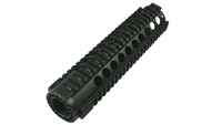 "10"" AR15 FREE FLOAT QUAD RAIL"