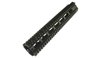 RIFLE LENGTH AR15 FREE FLOAT QUAD RAIL