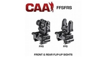 COMMAND ARMS FLIP UP SIGHTS SET
