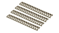 FDE LADDER RAIL COVERS SET OF 4