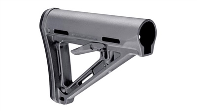 MAGPUL MOE MIL-SPEC CARBINE STOCK -GRAY