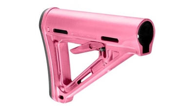MAGPUL MOE MIL-SPEC CARBINE STOCK -PINK