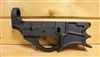 RXA AR15 STRIPPED FINGER GROOVE BILLET LOWER RECEIVER