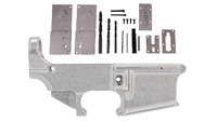 RXA 80% AR15 BILLET FINGER GROOVE LOWER RECEIVER