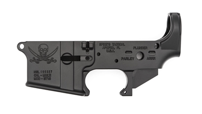 *BLEM* SPIKE'S TACTICAL AR15 STRIPPED LOWER RECEIVER- CALICO JACK