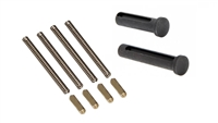 .308 TAKEDOWN & PIVOT PINS -w/EXTRA SPRINGS & DETENTS