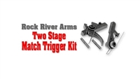 ROCK RIVER ARMS NATIONAL MATCH 2-STAGE AR15 TRIGGER GROUP