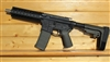 "7.5"" RXA .223 WYLDE TACTICAL PISTOL w/FLUTED BUFFER TUBE; SS 1:7 TWIST"