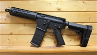 "7.5"" RXA .300 BLACKOUT TACTICAL PISTOL w/FLUTED BUFFER TUBE; SS 1:7 TWIST"