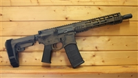 "10.5"" RXA 5.56 NATO DISTRESSED BURNT BRONZE PISTOL w/SBA3 ADJUSTABLE BRACE; 4150 CMV 1:7 LIGHT"