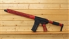 "16"" RXA 5.56 NATO MID-LENGTH RED OCTAGONAL SKELETON RIFLE"