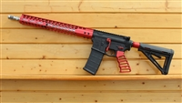 "16"" RXA 5.56 NATO MID-LENGTH RED HONEYCOMB RIFLE"