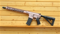 "16"" RXA 5.56 NATO ROSE GOLD SLIM M-LOK RIFLE;  4150 CMV 1:7 M4"