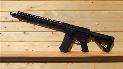 "16"" RXA 5.56 NATO MID-LENGTH SLIM KEYMOD RIFLE; 4150 CMV 1:9 TWIST"