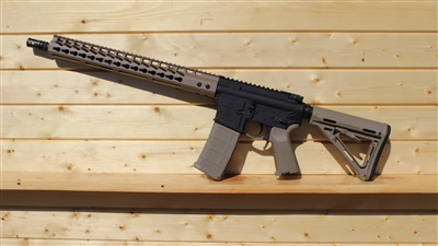 "16"" RXA 5.56 NATO MID-LENGTH SLIM KEYMOD RIFLE; SS 1-9 TWIST"