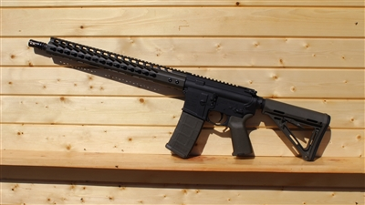 "16"" RXA 5.56 NATO MID-LENGTH ODG SLIM KEYMOD RIFLE; 4150 CMV 1:9 TWIST"