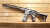 "16"" RXA 5.56 NATO KRYPTEK HIGHLANDER HYDRO DIPPED SLIM M-LOK RIFLE; 4150 CMV 1:7 MID-LENGTH"