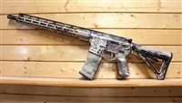"16"" RXA 5.56 NATO KRYPTEK HIGHLANDER HYDRO DIPPED SLIM M-LOK RIFLE;  MID-LENGTH 1:9 TWIST"