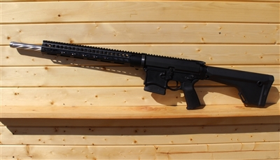 "20"" RXA .308 SLIM KEYMOD SPIRAL FLUTED BULL RIFLE; SS 1-10 TWIST"