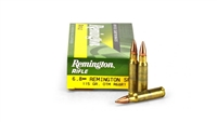 REMINGTON 115gr 6.8 SPC OTM AMMO -200 ROUND CASE