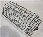 Rotisserie Spit Tumble Basket - Stainless