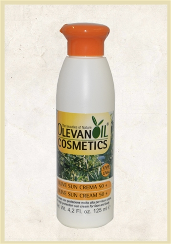 Olevanoil Cosmetics Sun Cream SPF 30 200ml