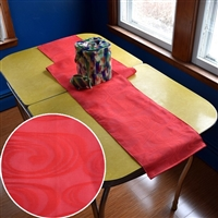 """Bright Swirl"" Table Runner"