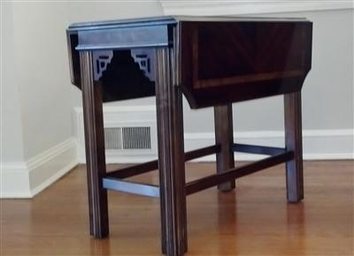 Wood Pembroke Side Table