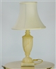 Hollywood Regency Style Alabaster Lamp, by Sarreid Ltd.
