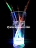 WeGlow Glowing Drink Stirrer - Green