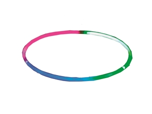 Tri-Color WeGlow Glow Necklaces - Blue/Green/Pink