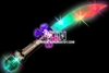 Chrome Skull Pirate Sword - Multicolor