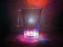 Light Up Pitcher - Multicolor