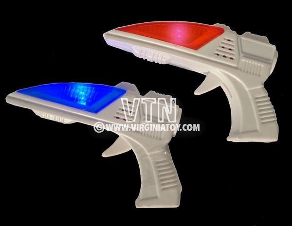 Flashing Mini Space Blaster with Sound - Assorted