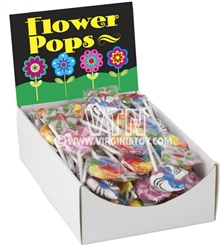 Teeny Lollipops - Flower