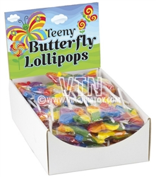 Teeny Lollipops - Butterfly