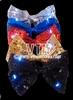 Light Up Sequin Bow Tie - Assorted