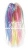 Ponytail Hair Extension - Rainbow
