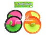 Sports Games - Velcro Paddle Ball Catch Set