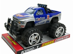 "10.5"" Cross Country King Truck"