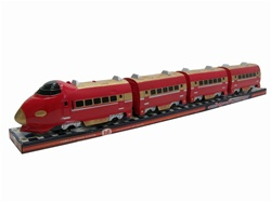 "27.5"" Express High Speed Train"