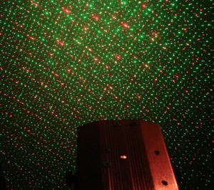 Laser Light Show w/ Dots
