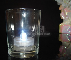 "2.5"" Votive Candle Cup"