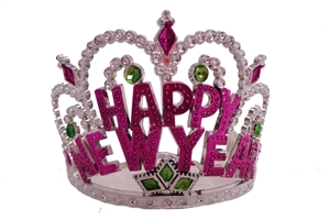 Happy New Year Princess Tiaras
