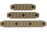 BCM KEYMOD NYLON RAIL SECTION FDE