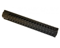 "GUNTECH USA 15"" FREE FLOATING QUAD RAIL"